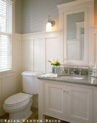 Gorgeous Bathroom Wainscoting Product Lineup
