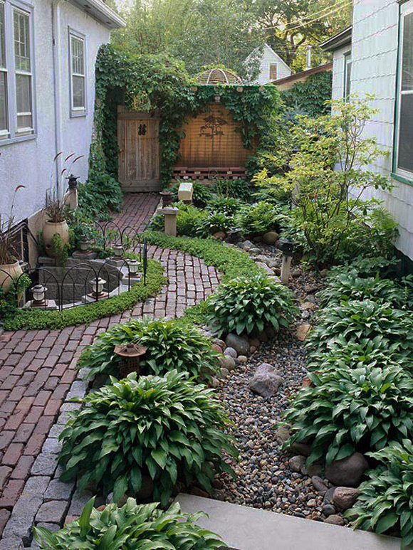 Gorgeous  Rock Garden Ideas  Image Collection