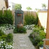 Gravel Landscaping Ideas for Landscape Mediterranean design ideas
