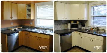 Kitchen Before & After  Collection