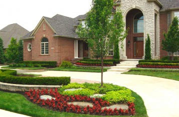 Lovely Front Yard Landscaping Product Lineup