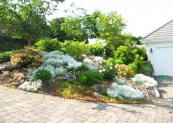Lovely How To Build A Retaining Wall