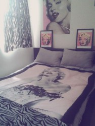 Marilyn Monroe Inspired Room