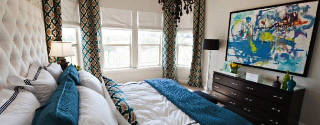 Modern Bedroom Curtains Design Ideas
