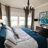 Modern Bedroom Curtains Design Ideas