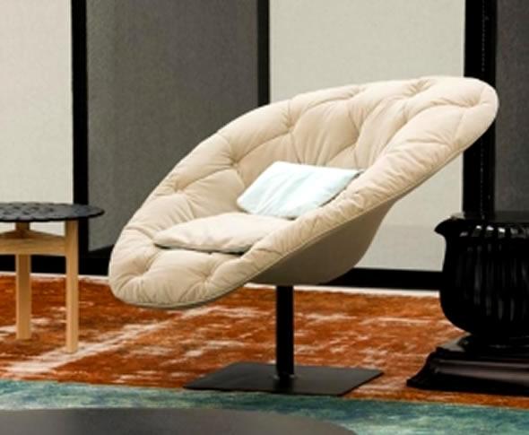 Modern Bohemian Design Style Chairs