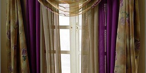 Modern Curtain Design Ideas