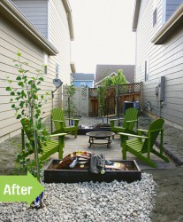 Narrow Side Yard Landscaping Ideas
