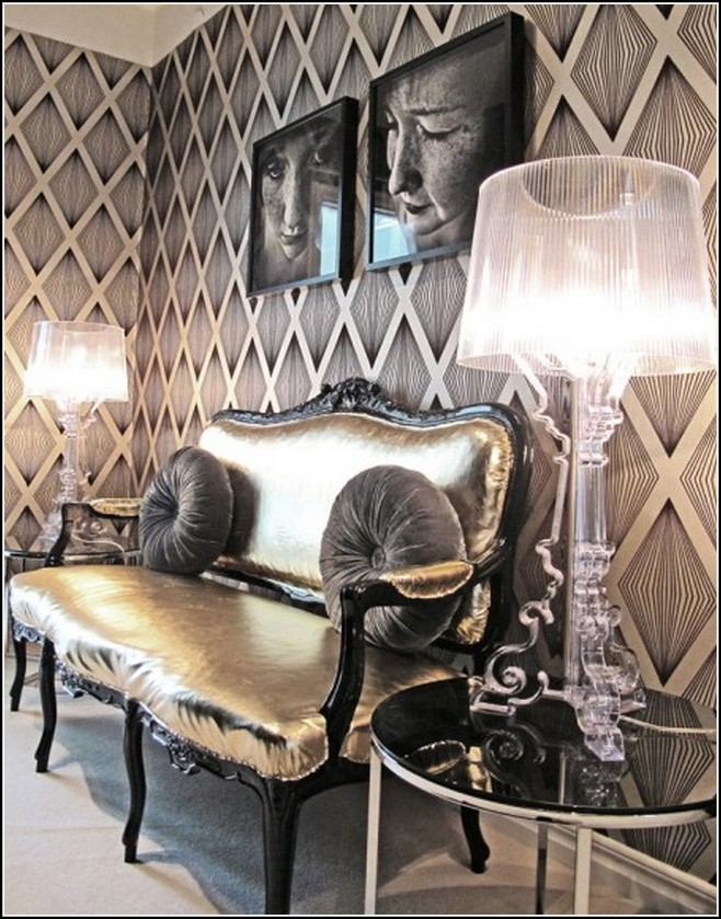 Old Hollywood Glamour Decorating Ideas