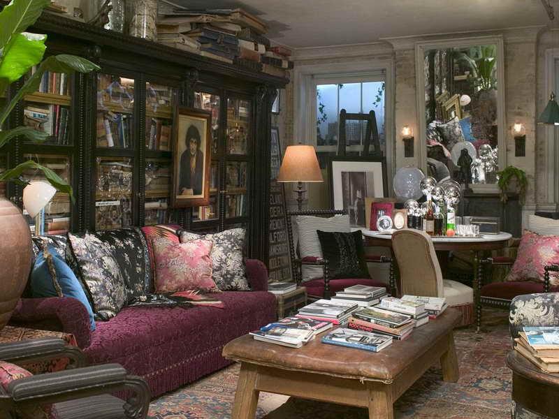 Photos Of The Bohemian Furniture Interior House