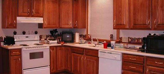 How to remodel kitchen cabinets with refacing | Spotlats.org