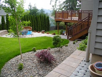 Gorgeous How To Landscape Backyard Pool On Budget