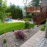 Pretty backyard pool designs