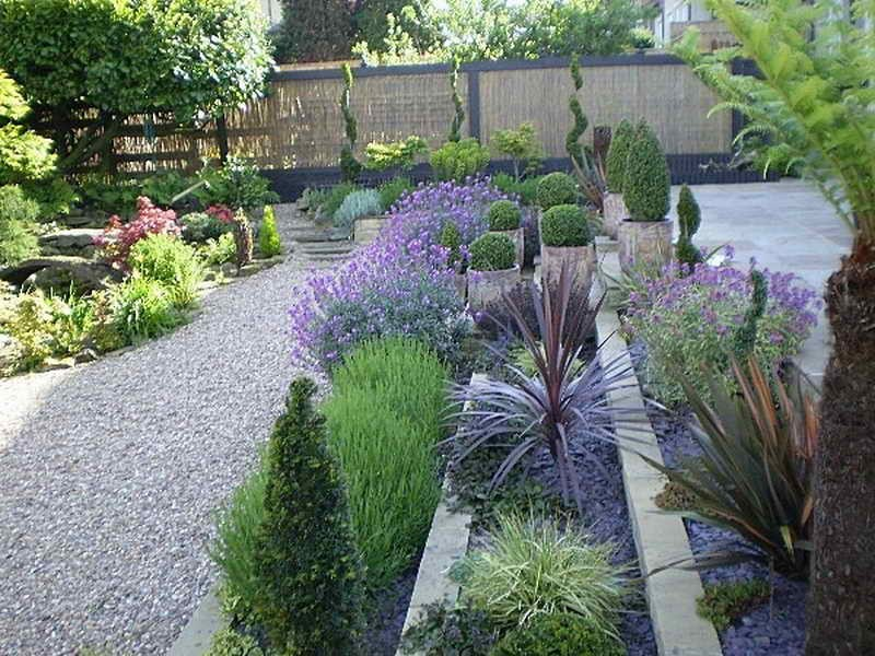 Related Images Of Gravel Backyard Landscaping Ideas