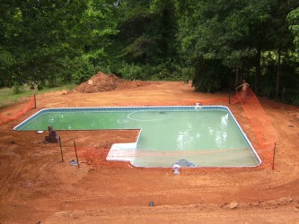 Small Inground Pools For Small Yards Design