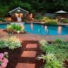Stunning fiberglass pools
