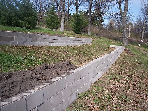 Cheapest Retaining Wall To Build