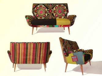 Style Chair Bohemian Furniture