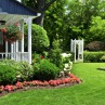 800x531px How To Make Low Maintenance Small Front Yard Landscaping Picture in landscape