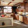 Unique  oak cabinets kitchen