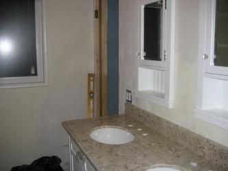 Wainscoting Height Bathroom Product Image