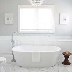 Wainscoting In Bathroom Ideas