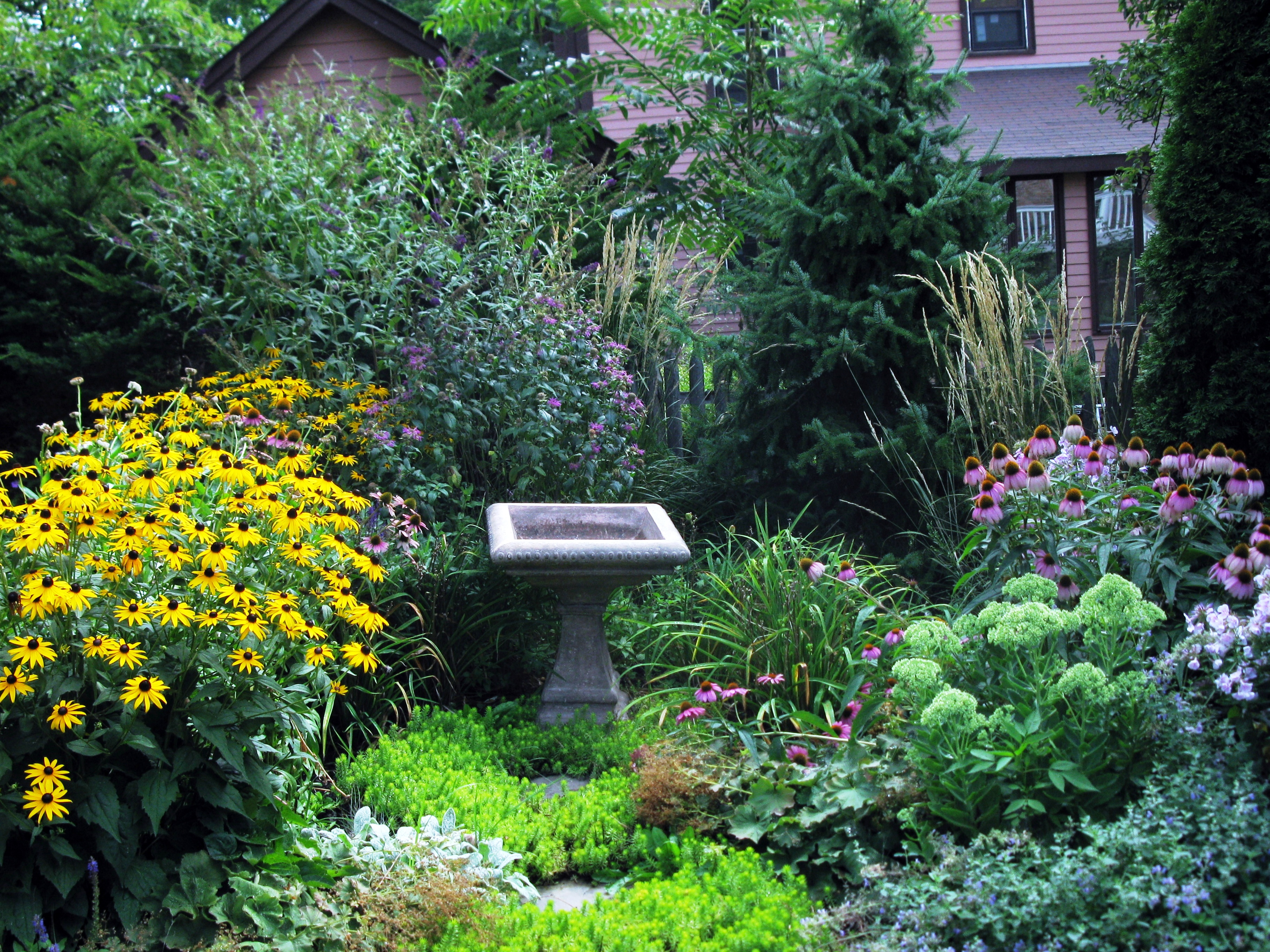 Perennial Herb Garden Layout Ideas Outdoor Decor Ideas