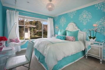 Wonderful  Tiffany Blue Rooms  Picture Collection