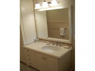 Bathroom Vanities And Matching Linen Cabinets
