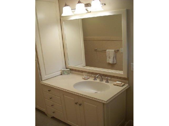 Bathroom Vanities And Matching Linen Cabinets