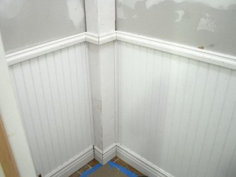 Bathroom Wainscoting Photo Collection