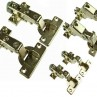 cabinet door hinges types
