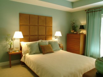 Choosing Paint Colours For Small Bedroom That Have Calming Effect And Make It Feel Bigger As Well
