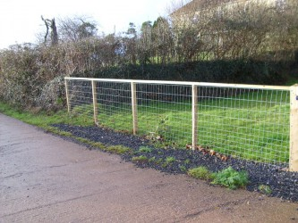 Cheap Material For Dog Fence Ideas