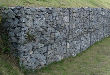 Concrete Retaining Wall Photo Gallery