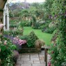 cottage garden ideas in country style pictures