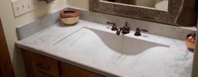 custom bathroom vanities