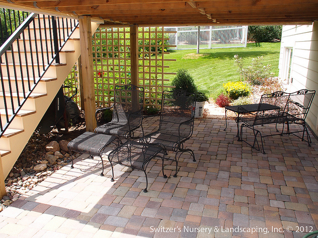 Deck Patio Ideas  Photo Collection
