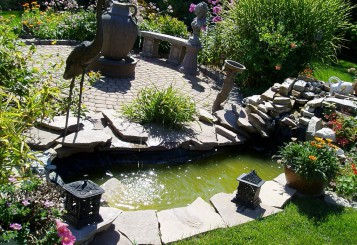 Landscape Ideas For Small Backyard