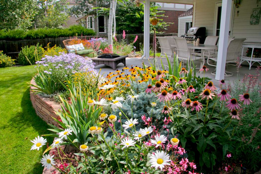 Great Perennial Garden Design Ideas