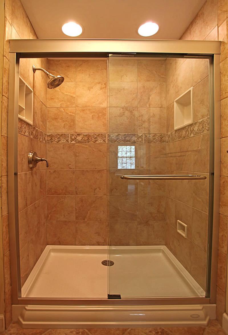 Small Bathroom Shower Design