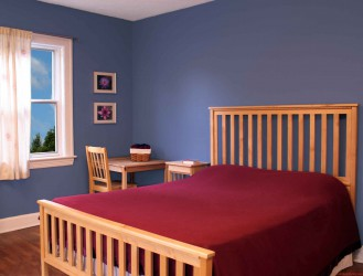 Choosing paint colours for small bedroom that have calming Paint colors for calming effect