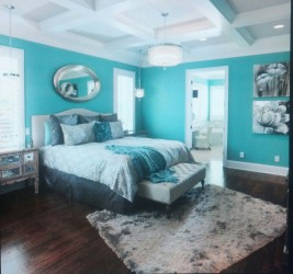 Tiffany Blue Room  Image Gallery