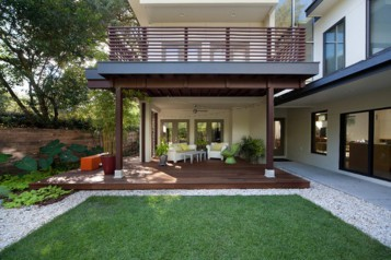 How To Dress Up Under Deck Patio
