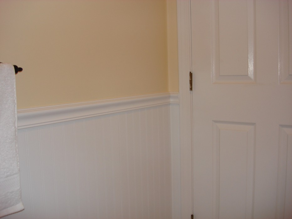 Wainscoting For Bathrooms Photo Gallery