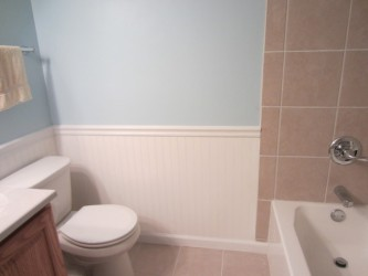 Wainscoting In Bathrooms Photo Collection