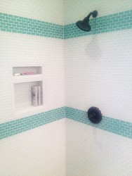 White Glass Subway Tiles  Product Ideas